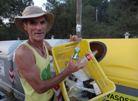 'I Hate Waste!' By guest 'Greenheart' blogger Chris Dews