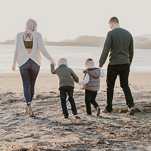 hutton family photos