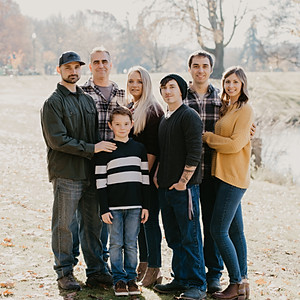 Gloor Family Photos