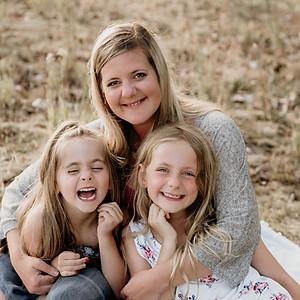 nicole family photos