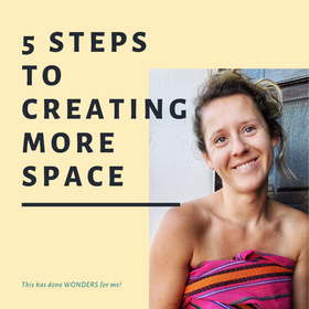 5 Steps to Creating More Space