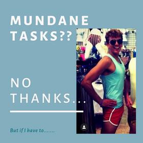 5 Podcasts to Bring a Little Joy to Mundane Tasks