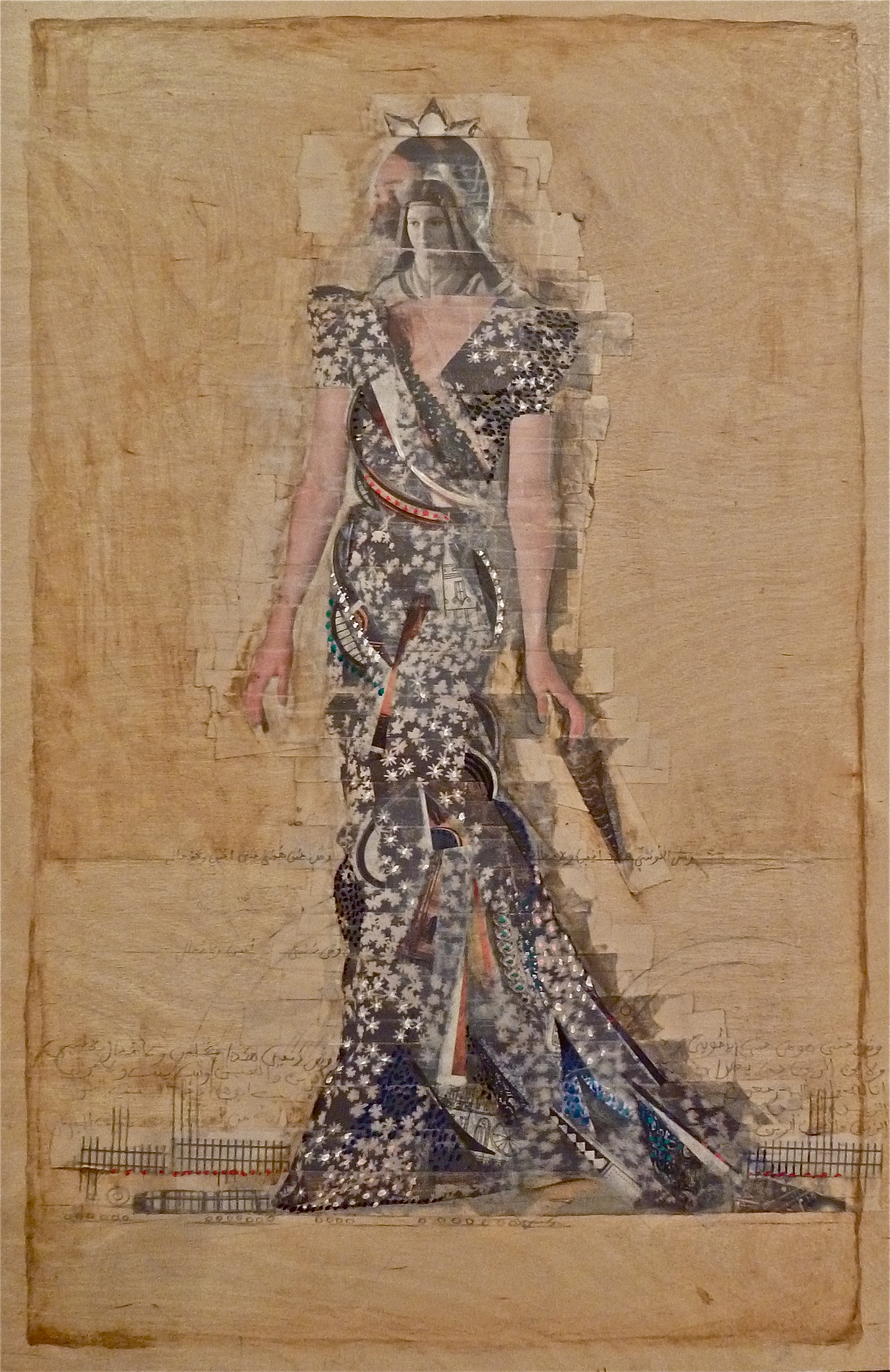 """The Costume"", 2014 (SOLD)"