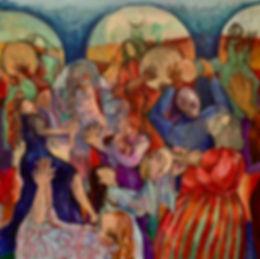 """Agbah, Moroccan Wedding"" 2019"
