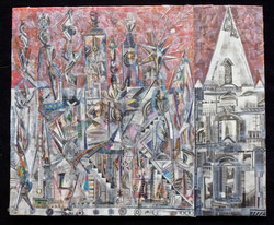 """""""Monuments"""", 2013 (SOLD)"""