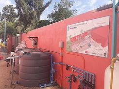 Reutilizacion de aguas grises en Antu-huilen