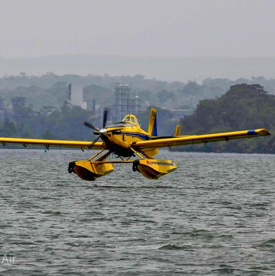 Aerial Firefighting in Nowra