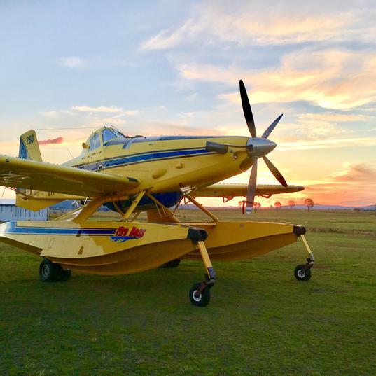 Fireboss VH-XAT Kennedy Air