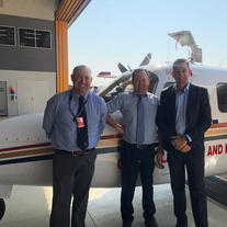 Andrew and Mick Kennedy QFES