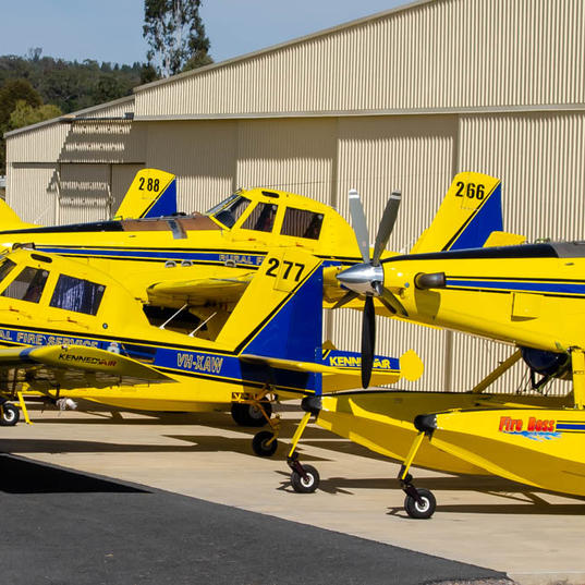 KEnnedy Air aerial firefighting fleet