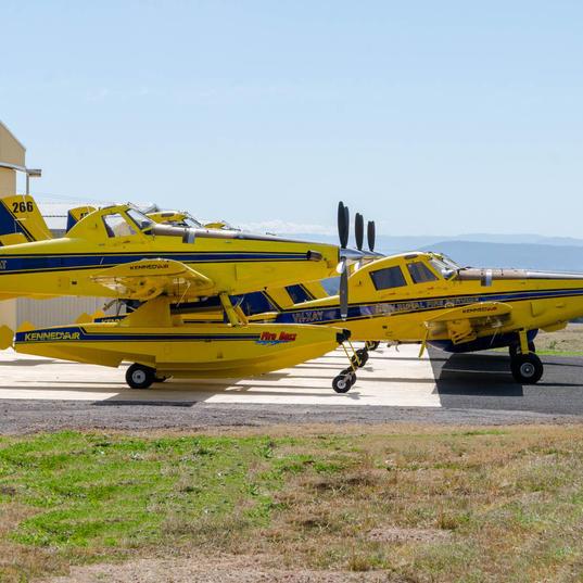 Airtractor fleet