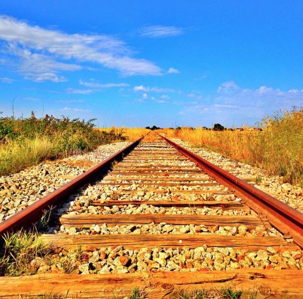 Once a railway