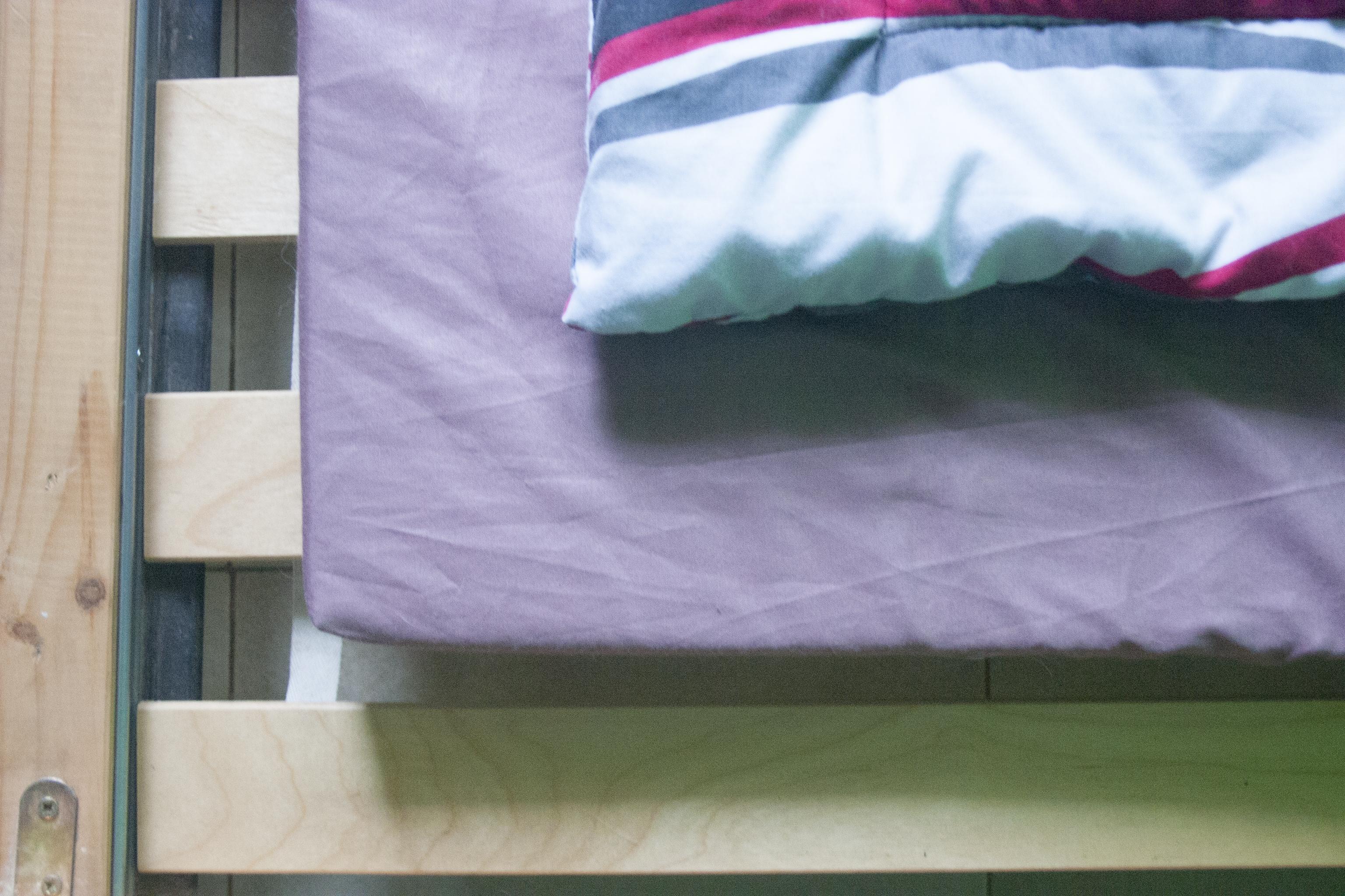Nuestras camas