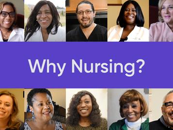 Why Nursing Video Series