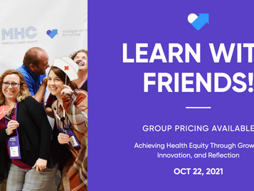 Bring Your Team to 'Achieving Health Equity Through Growth, Innovation, and Reflection'!
