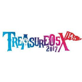 2017.8.13(sun) 名古屋ELL 3会場 TREASURE05X