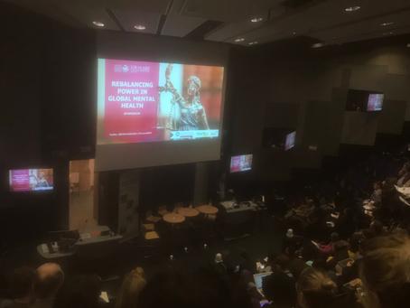Bonnie Evans speaks at 'Rebalancing Power in Global Mental Health'