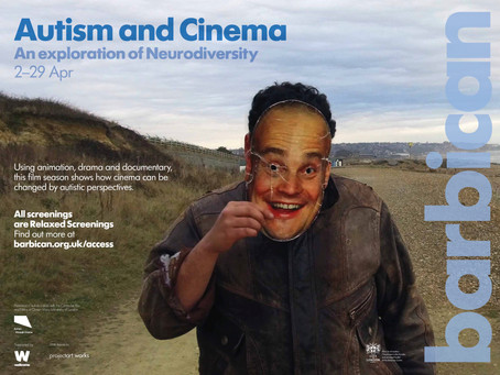 POSTPONED: Autism and Cinema: An exploration of neurodiversity at Barbican