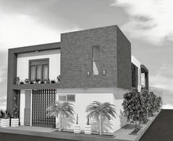 Fachada Calle Jaumave