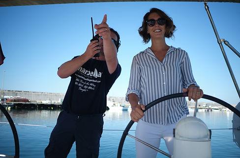 RYA VHF Course 3 Marbella Sailing School