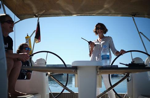 RYA VHF Course 2 Marbella Sailing School