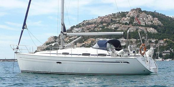 Bavaria 37 Marbella Sailing School Yacht
