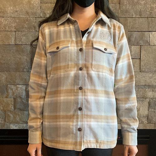 Womens Marmot Flannel Shirt