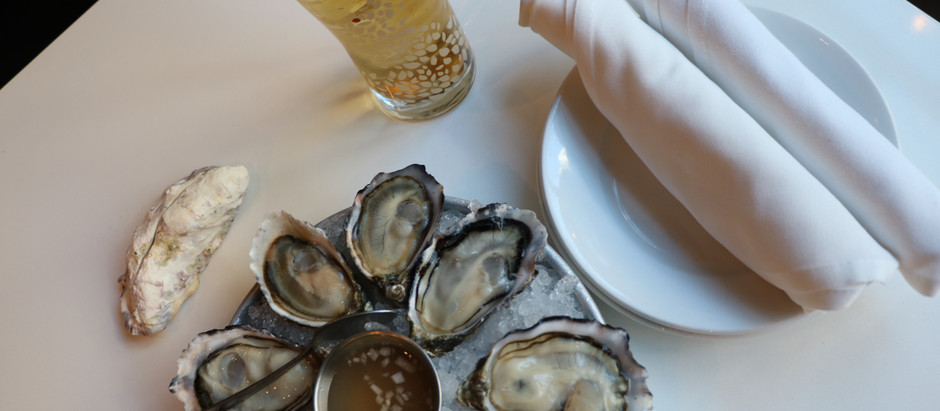 Apple Cider Mignonette | Lonetree Cider x Fanny Bay Oysters
