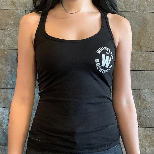 Black Tank Top - Womens