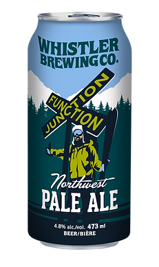 Whistler Function Junction Pale Ale 473m