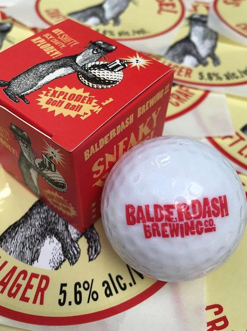 Exploding Golfballs (2 Pack)