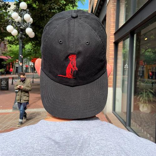 Sneaky Dad Hat - Black
