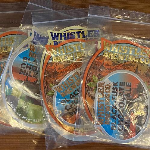 Sticker Variety 5-pack