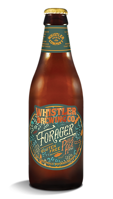 Whistler Forager Pale Ale 330ml Bottle.t