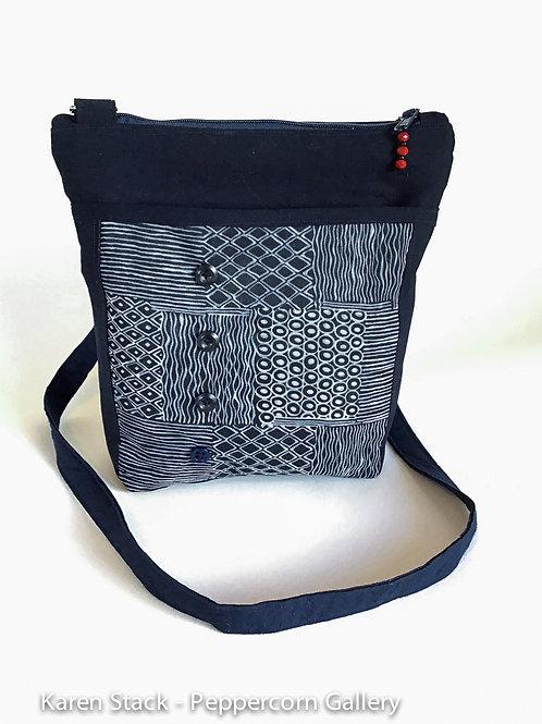Cross Body Bag - Standard navy