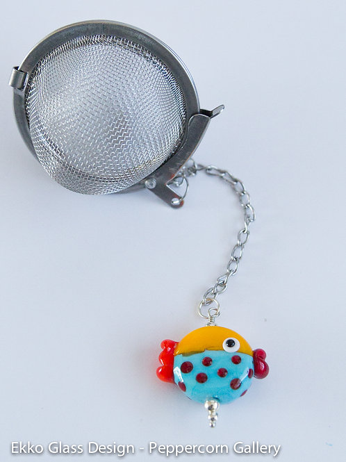 Tea Infuser - Fish