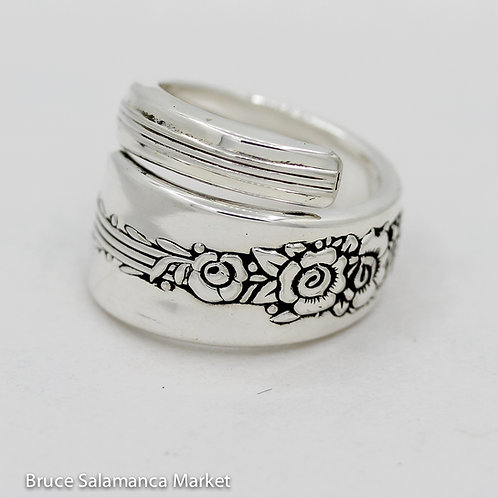 Antique Spoon Ring #7
