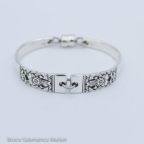 Antique Spoon Bracelet Design #1