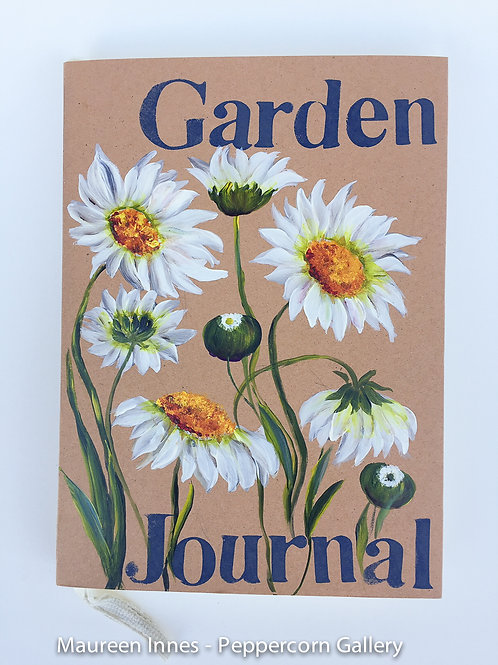Garden Journal - Daisies