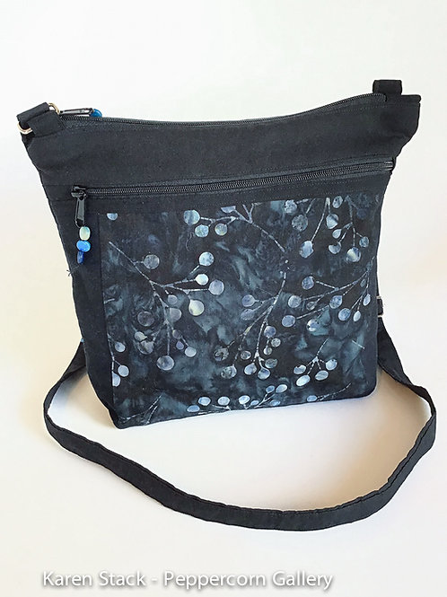 Cross Body Bag - Standard Black