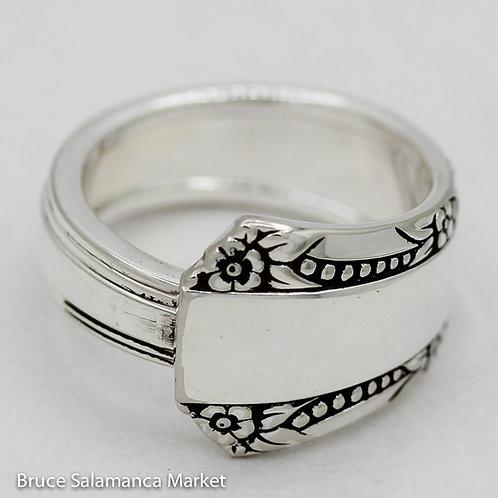 Antique Spoon Ring #15