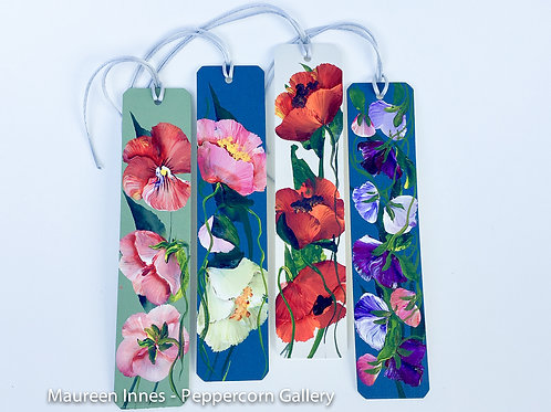 Bookmarks - Set of 4