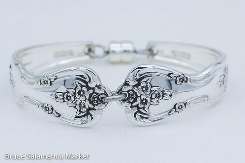 Antique Spoon Bracelet Design #16