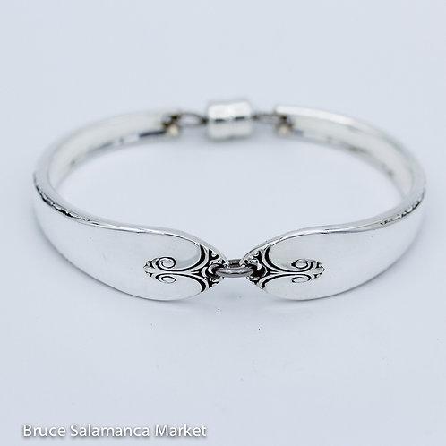 Antique Spoon Bracelet Design #6
