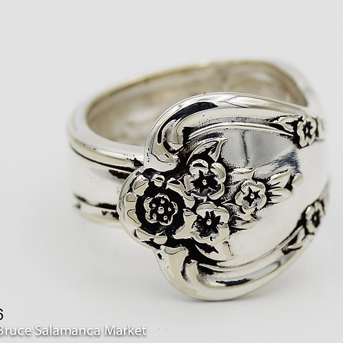 Antique Spoon Ring #16