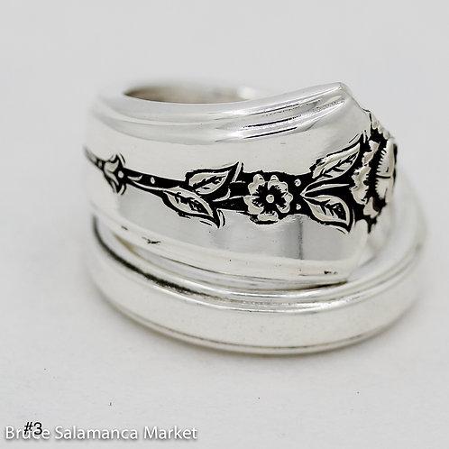 Antique Spoon Ring #3