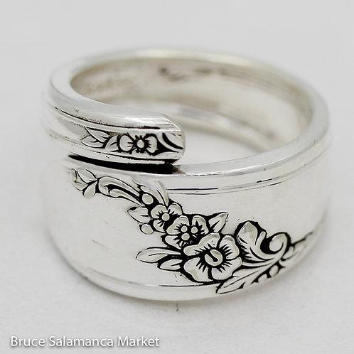 Antique Spoon Ring #12