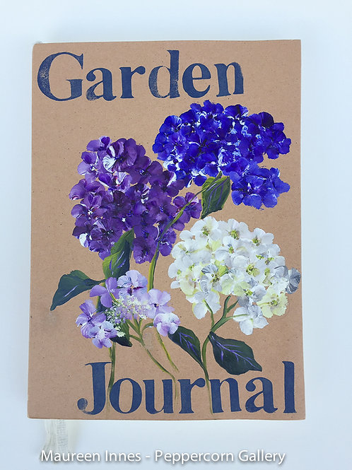 Garden Journal - Hydrangeas