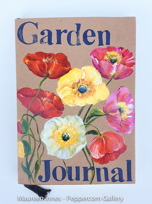 Garden Journal - Poppies