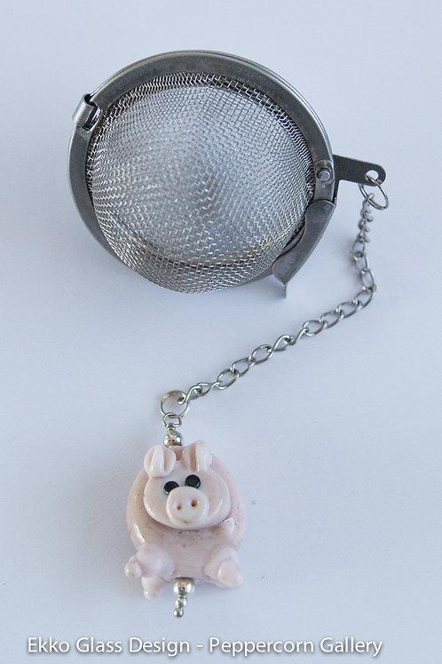 Tea Infuser -Pig